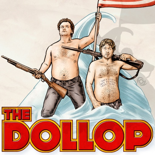 Cover image of The Dollop with Dave Anthony and Gareth Reynolds
