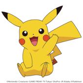 Pikachu No Uta - Pikachu (Character Voice: Ikue Otani)