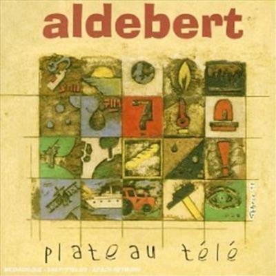 Plateau télé - Aldebert