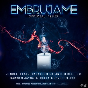 Embrujame (feat. Darkiel, Galante