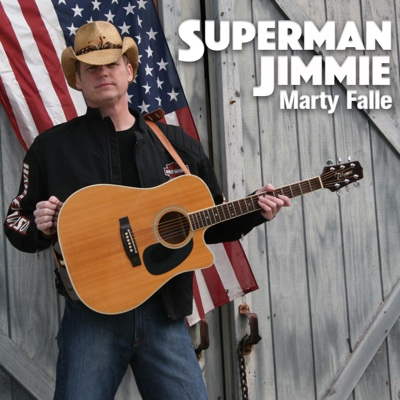 Superman Jimmie - Single - Marty Falle album