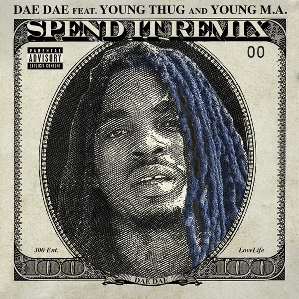 Spend It (feat. Young Thug & Young MA) [Remix] - Single