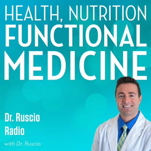 Cover image of Dr. Ruscio Radio: Health, Nutrition and Functional Medicine