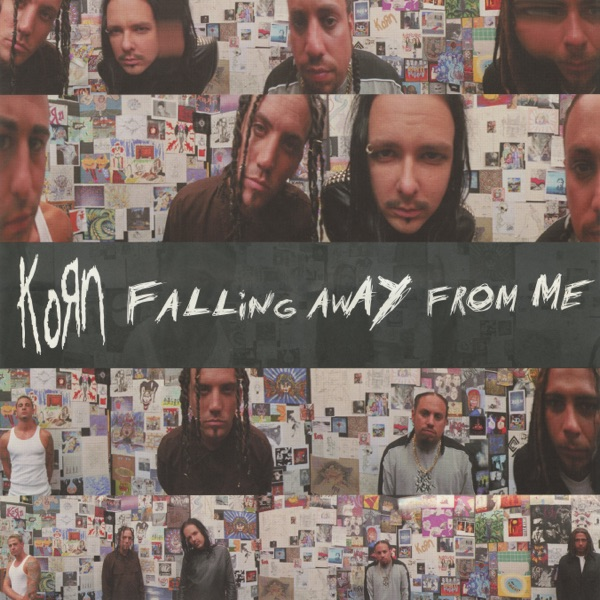 Falling Away from Me - Single