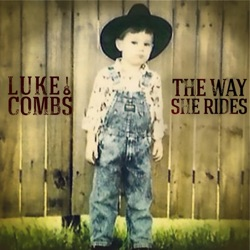 View album The Way She Rides - Single