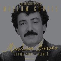The Greatest Hits of Müslüm Gürses, Vol. 1 (20 Great Songs)