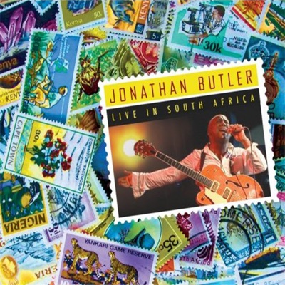 The Best Of: Live in South Africa - Jonathan Butler