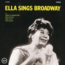 View album Ella Fitzgerald - Ella Sings Broadway