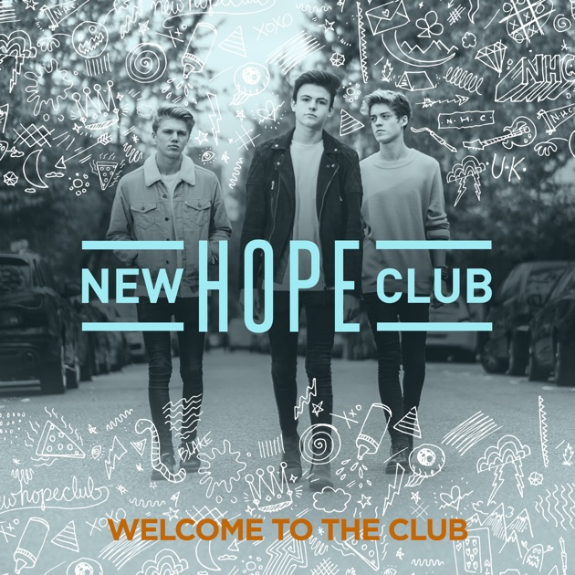 welcome to the club ep by new hope club on apple music. Black Bedroom Furniture Sets. Home Design Ideas