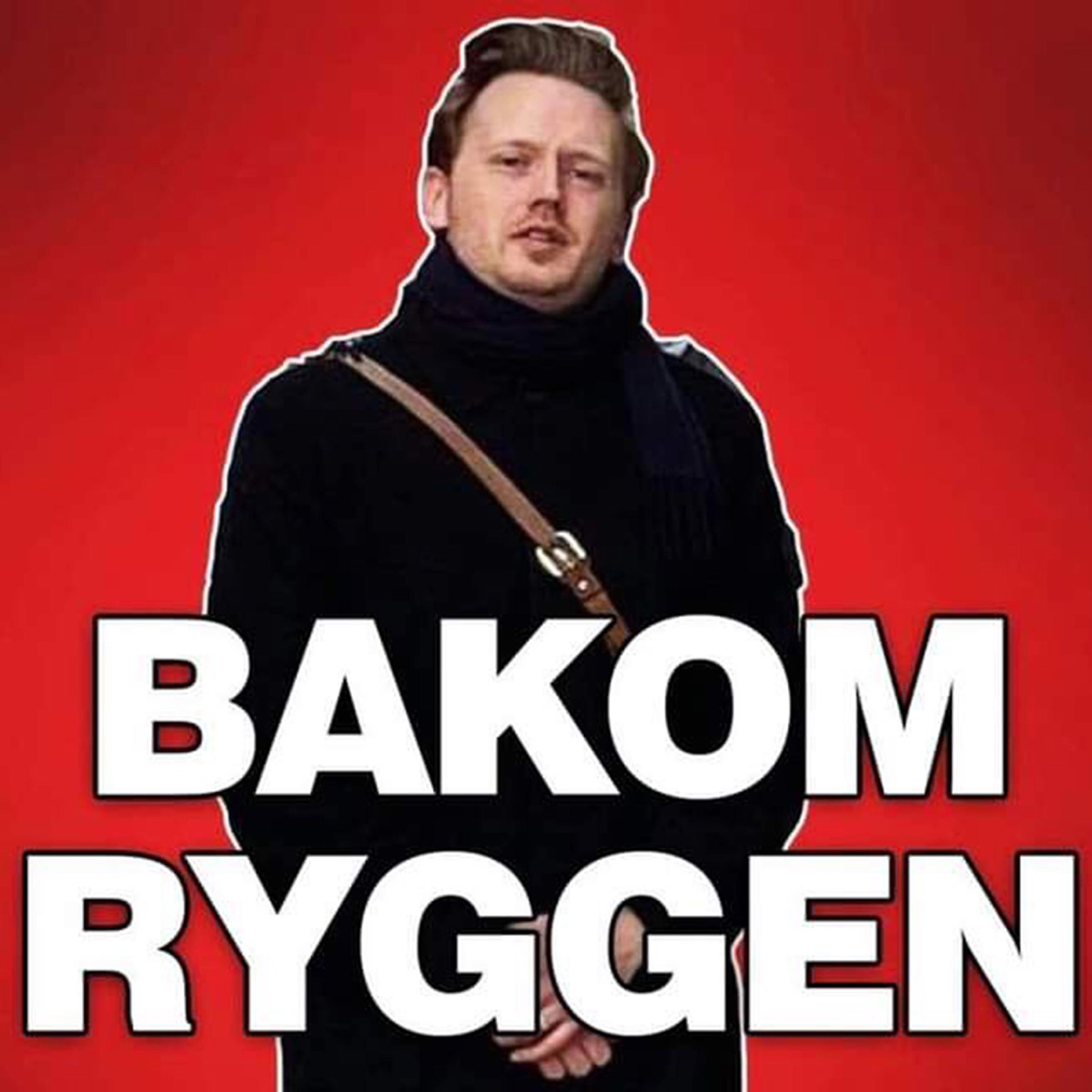 "Bakom ryggen – Jason ""Timbuktu"" Diakité med Armann Hreinsson"