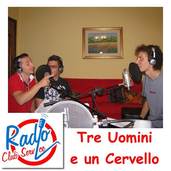 Tre Uomini e un Cervello su www.radioclubservice.it