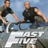 Fast Five artwork