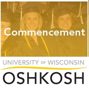 Spring 2007 am UW Oshkosh Commencement Ceremonies