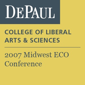 2007 Midwest ECO Conference