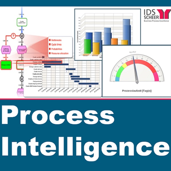 Podcast on Process Intelligence & Performance Management