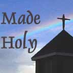 Made Holy In Christ