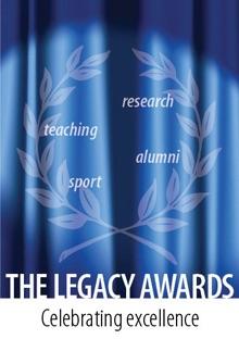 UVic legacy awards
