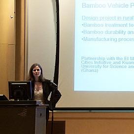 Patricia Culligan - Professor of Civil Engineeing