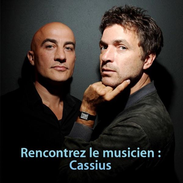 Rencontrez le musicien : Cassius