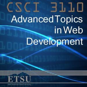 Advanced Topics in Web Development - Fall 2011