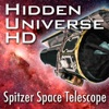 Hidden Universe HD: NASA's Spitzer Space Telescope artwork