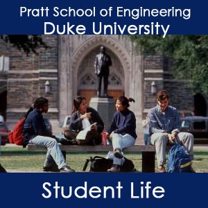 Student Life - Video:Pratt School of Engineering Grad Students