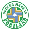 Soccer Made in Portland artwork