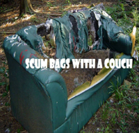 Scum Bags with a Couch podcast