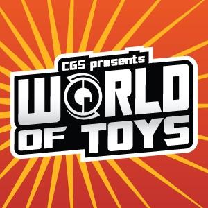 Comic Geek Speak Presents: World of Toys
