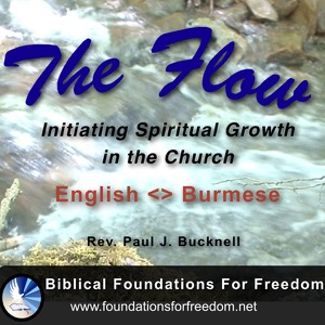 Burmese Spiritual Life Videos: Including Christian Initiating Spiritual Growth in the Church and Bible messages