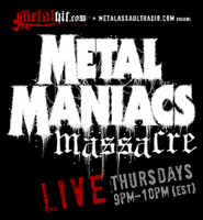 Metal Maniacs Massacre Show 6 podcast
