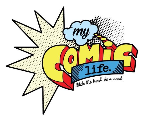 My Comic Life - NextWave Radio NetworkPodcasts