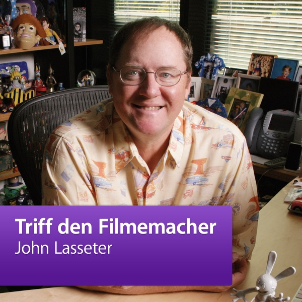 John Lasseters: Triff den Filmemacher