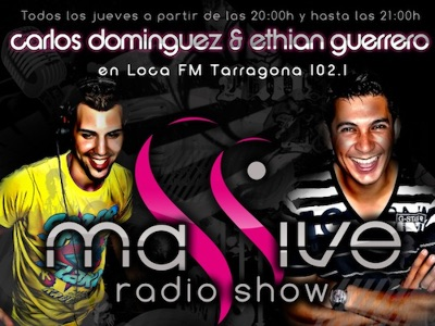 Massive Radio Show (Podcast) - www.poderato.com/massiverec