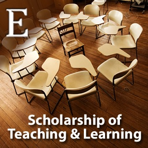 Scholarship of Teaching and Learning - Audio