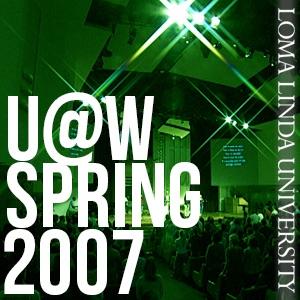 2007 - Spring Quarter - Video