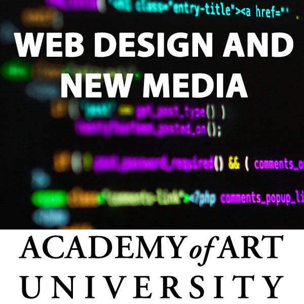 Web Design and New Media