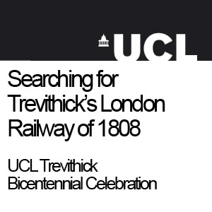 Searching for Trevithick's London Railway of 1808 - Audio