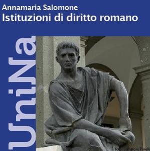 Istituzioni di Diritto Romano « Federica