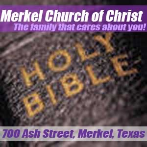 Merkel Church of Christ Podcast