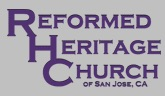 Reformed Heritage Church - http://reformedheritage.org