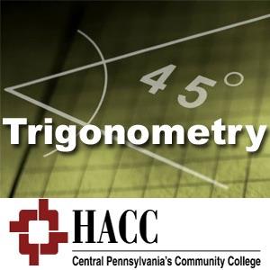 MATH 104: Trigonometry - iPod Video
