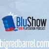 Playstation Podcast – Big Red Barrel artwork
