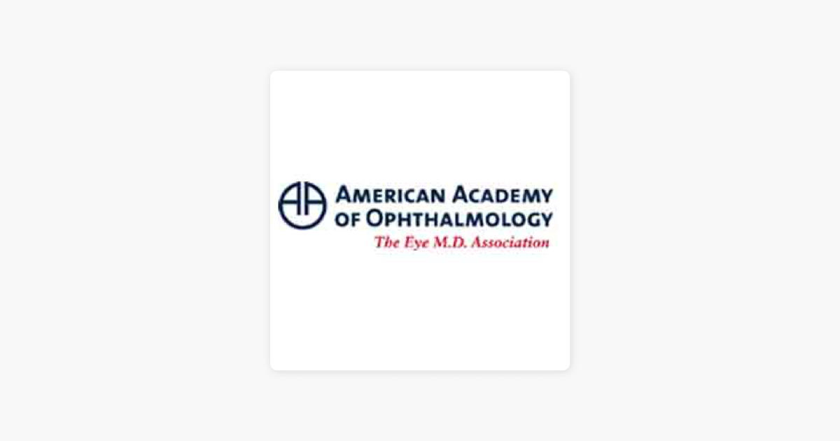 American Academy of Ophthalmology Podcasts on Apple Podcasts