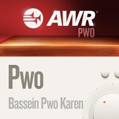 AWR: Pwo Karen (Western) / Kayin