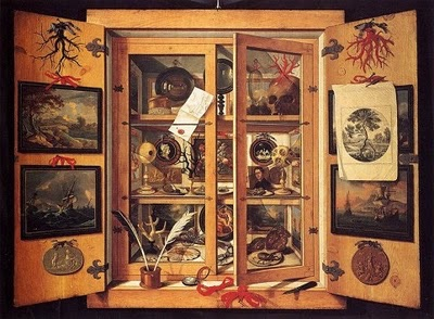 Cabinet Of Curiosities Podcast banner backdrop