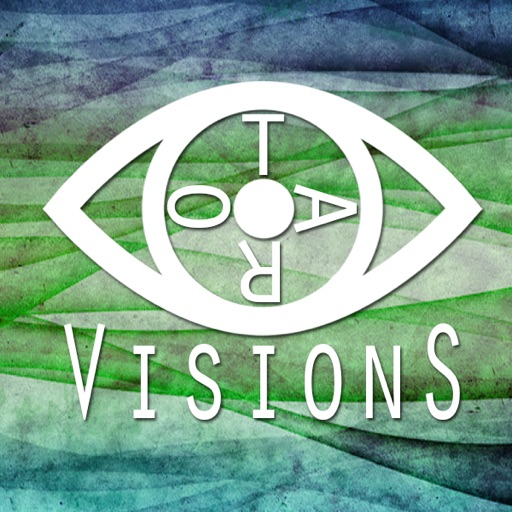 Cover image of Tarot Visions