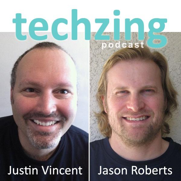 techzing tech podcast