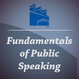 COM 115: Fundamentals of Public Speaking (West Plains)