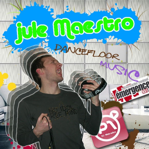 JULE MAESTRO Podcast mixe house